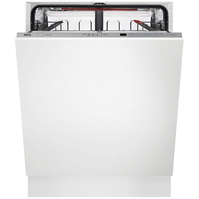 AEG FSK63800P 60cm Fully Integrated 13 Place Dishwasher White – Brand New Product