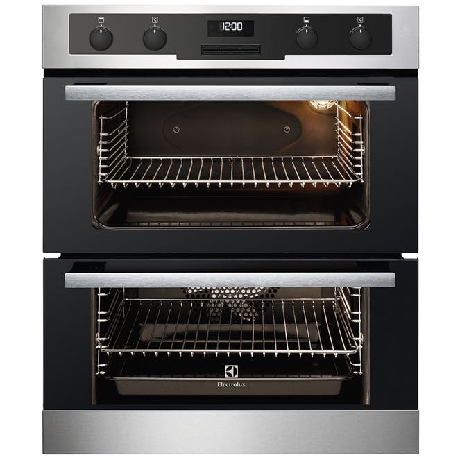 Electrolux EOU5420AAX Fanned Electric Built-under Double Oven Stainless Steel