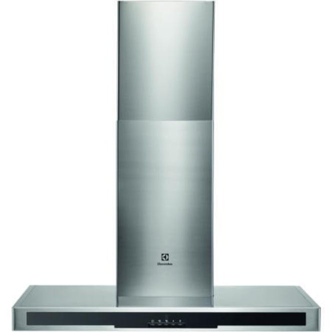 Electrolux EFB90570DX 90cm Touch Control Chimney Cooker Hood - Stainless Steel