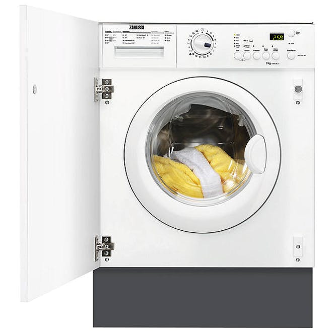 Zanussi ZWI71201WA 7kg Load Integrated Washing Machine – White - (New)
