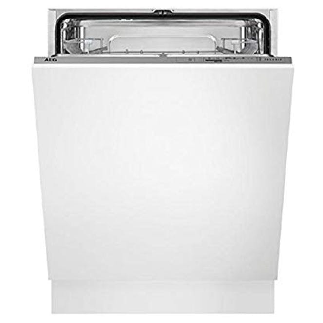 AEG FSK31600Z 13 Place Fully Integrated Dishwasher With AirDry Open Door Drying - New